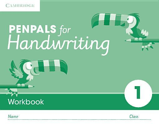 Penpals for Handwriting. Workbook Year 1 (Pack of 10)