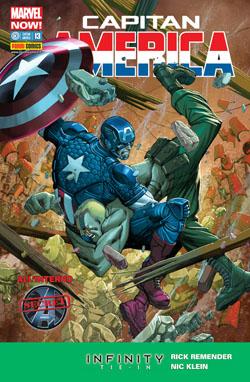 Capitan America #13 ...