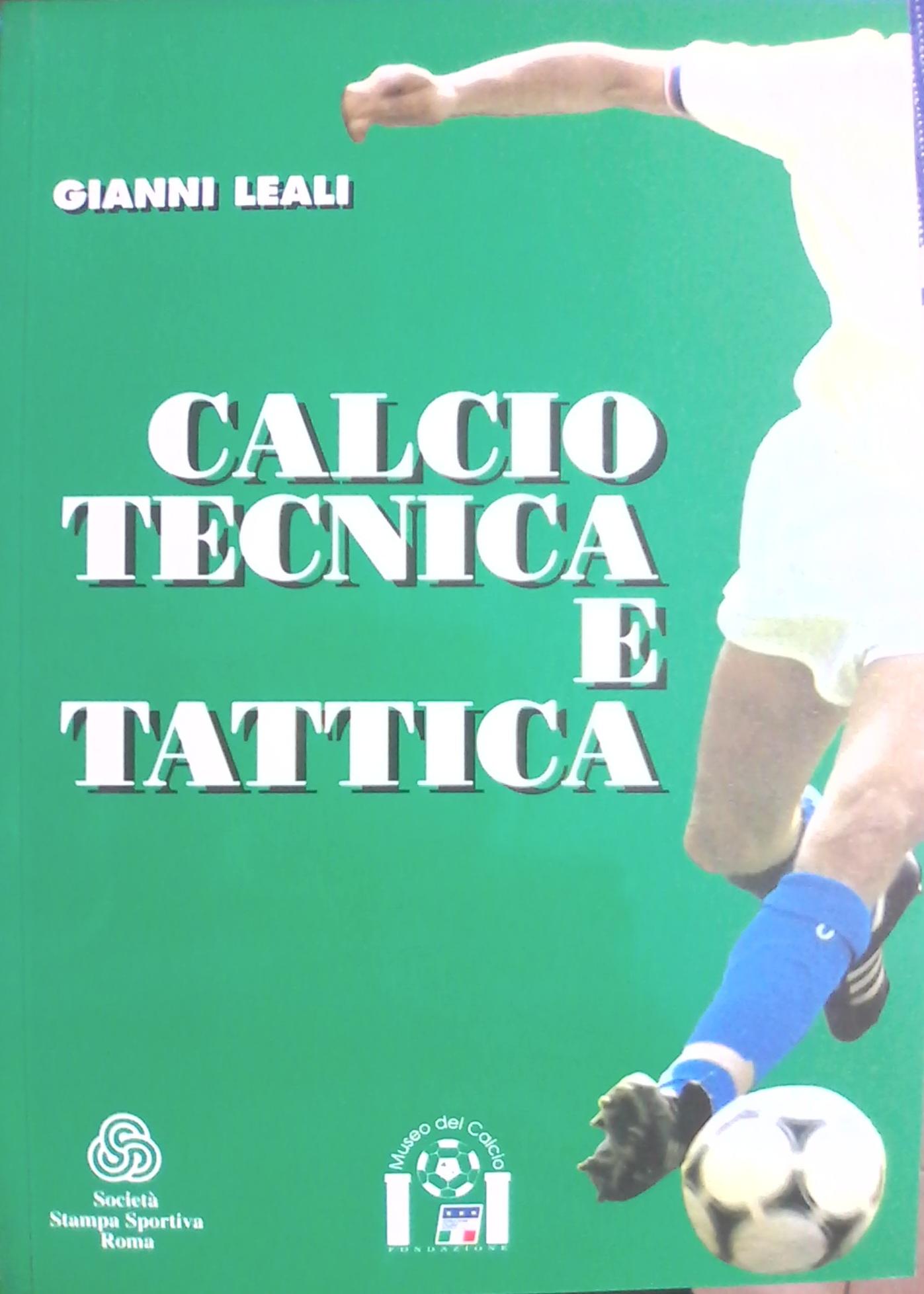 Calcio: tecnica e tattica