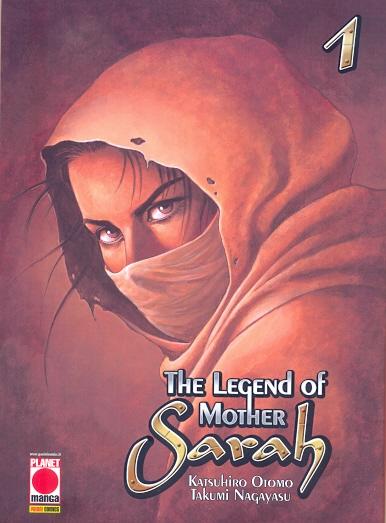 The legend of mother Sarah vol. 1