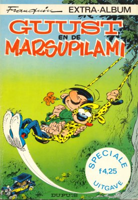 Guust en de Marsupil...