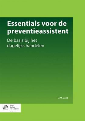 Essentials Voor De Preventieassistent