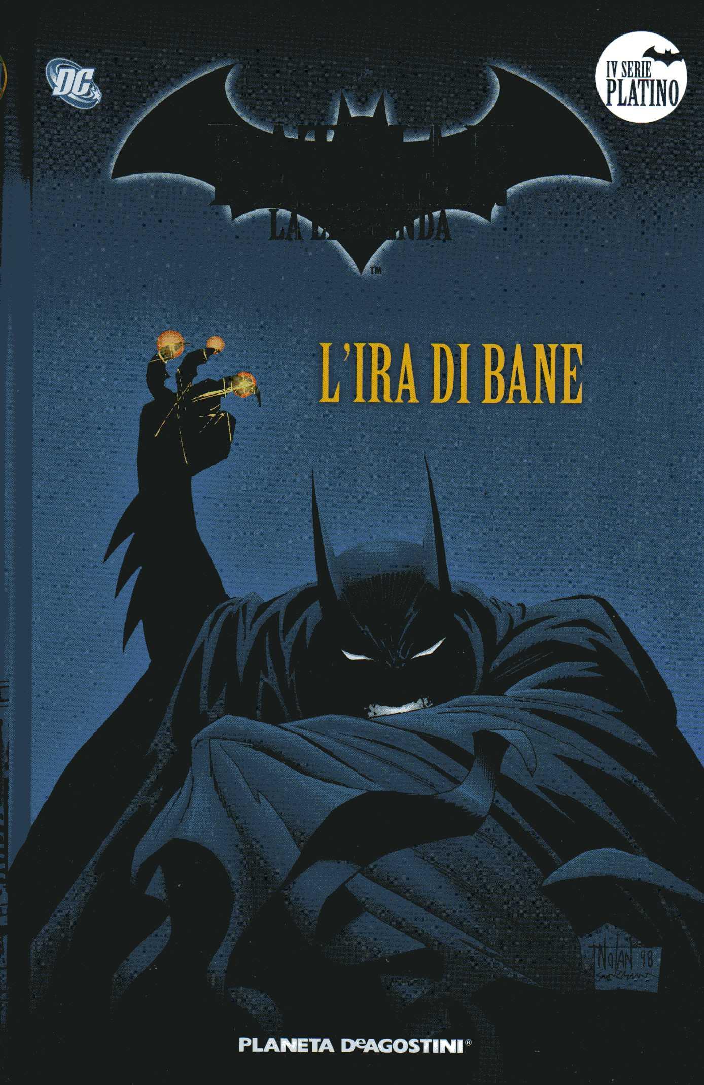 Batman la Leggenda n. 37