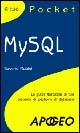 MySQL pocket