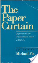 The Paper curtain