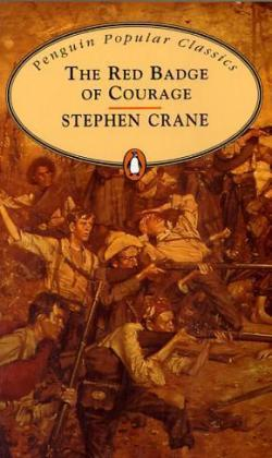 the true nature of war in the story of the red badge of courage by stephen crane