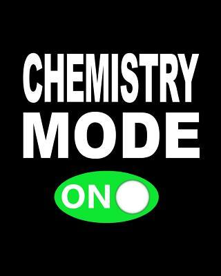 Chemistry Mode on Lined Journal