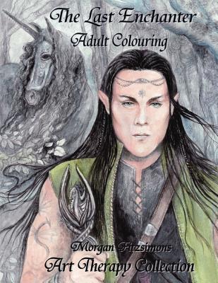 Last Enchanter Colouring Book