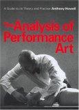 Analysis of Performance Art
