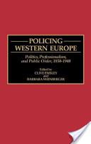 Policing Western Europe