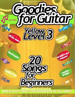 Goodies for Guitar YELLOW LEVEL 3