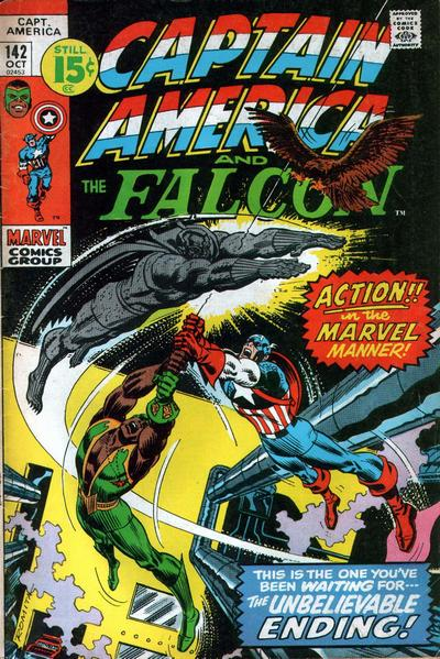 Captain America Vol.1 #142