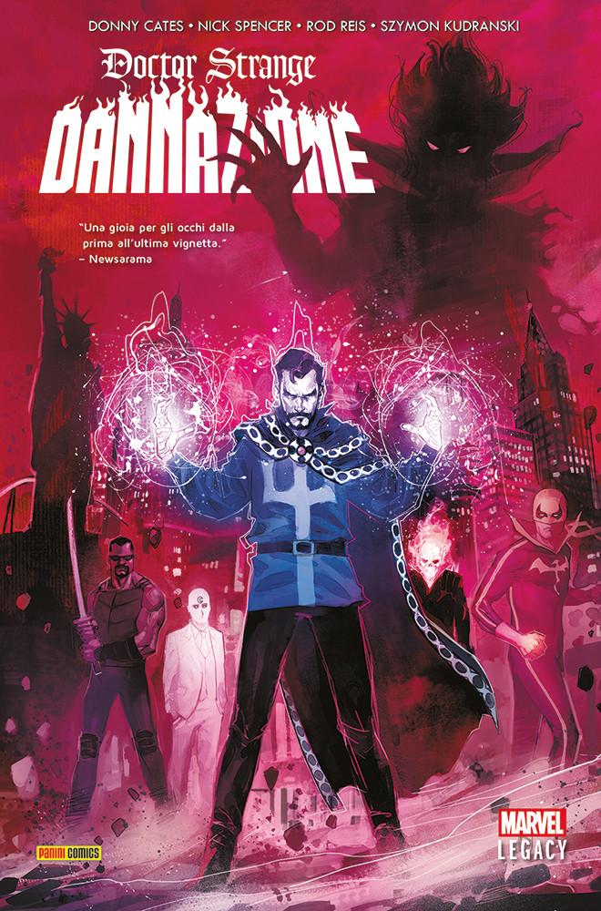 Doctor Strange - Dan...