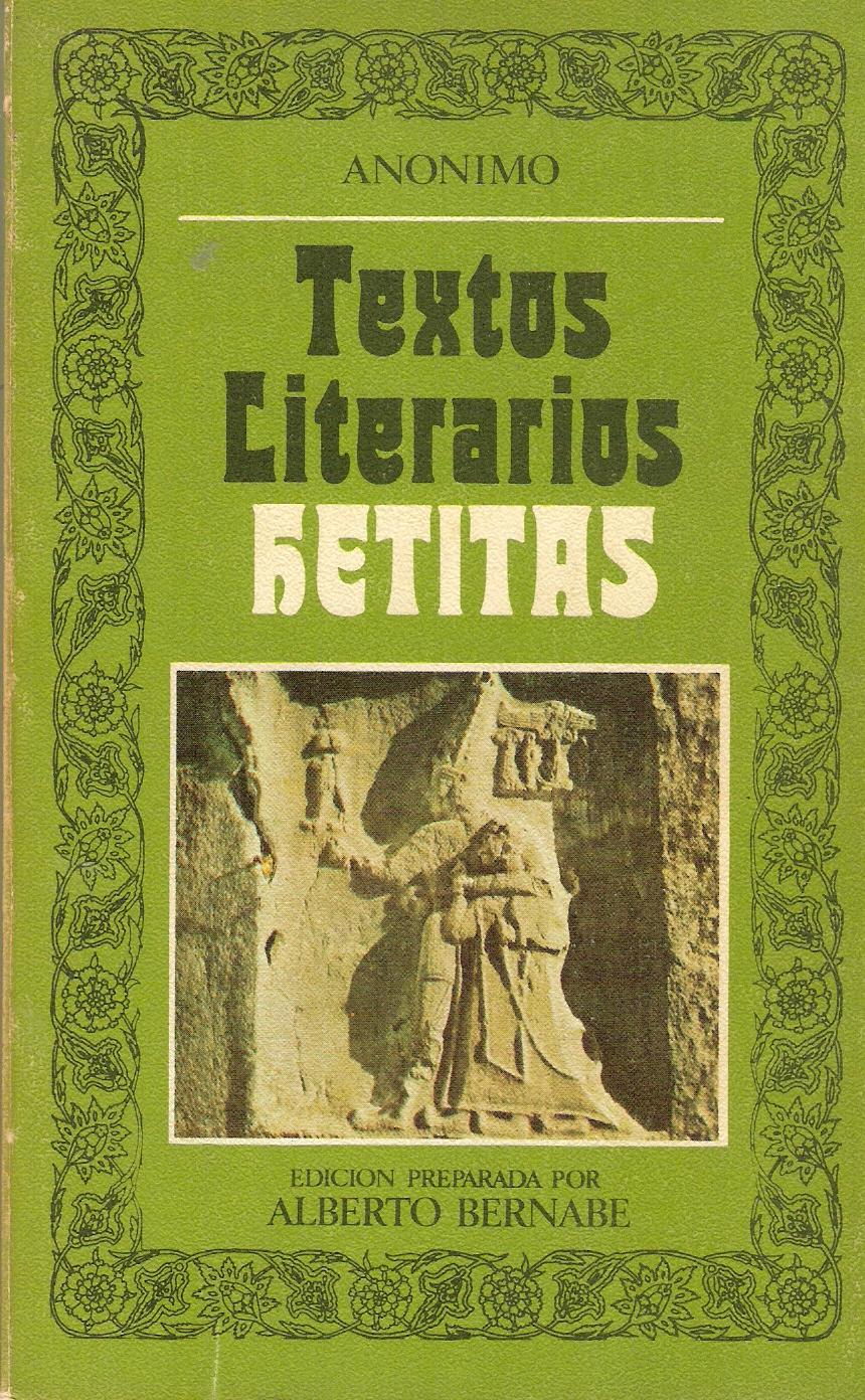 Textos literarios Hetitas