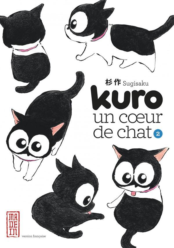 Kuro, un coeur de ch...