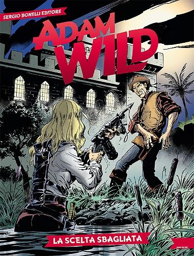 Adam Wild n. 19