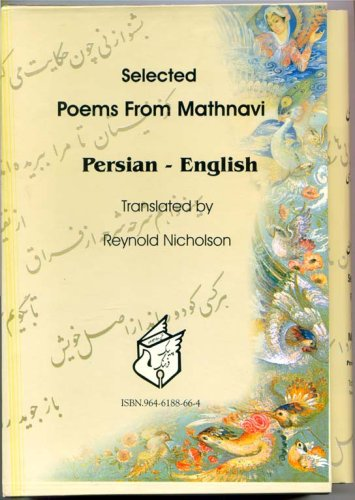 Selected Poems From Mathnavi