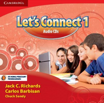 Let's Connect Level 1 Class Audio CDs (2) Polish Edition
