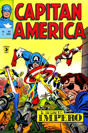 Capitan America n. 85