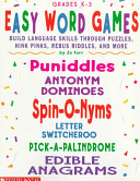Easy Word Games