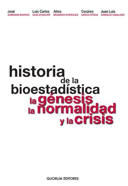 Historia de la bioestadísitca