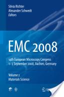 EMC 2008 14th European Microscopy Congress 1À5 September 2008, Aachen, Germany
