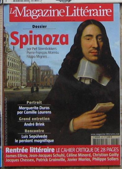 Le Magazine Littéraire, n. 493 (2010)