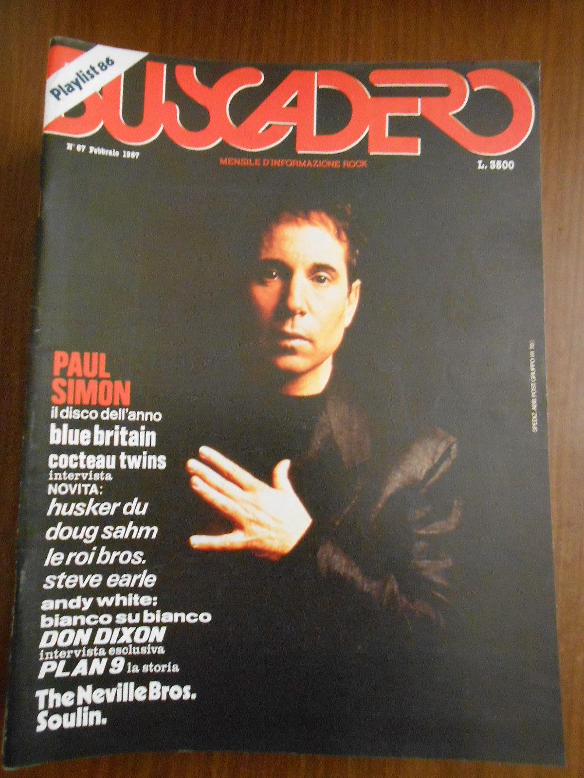 Buscadero n. 67 (febbraio 1987)