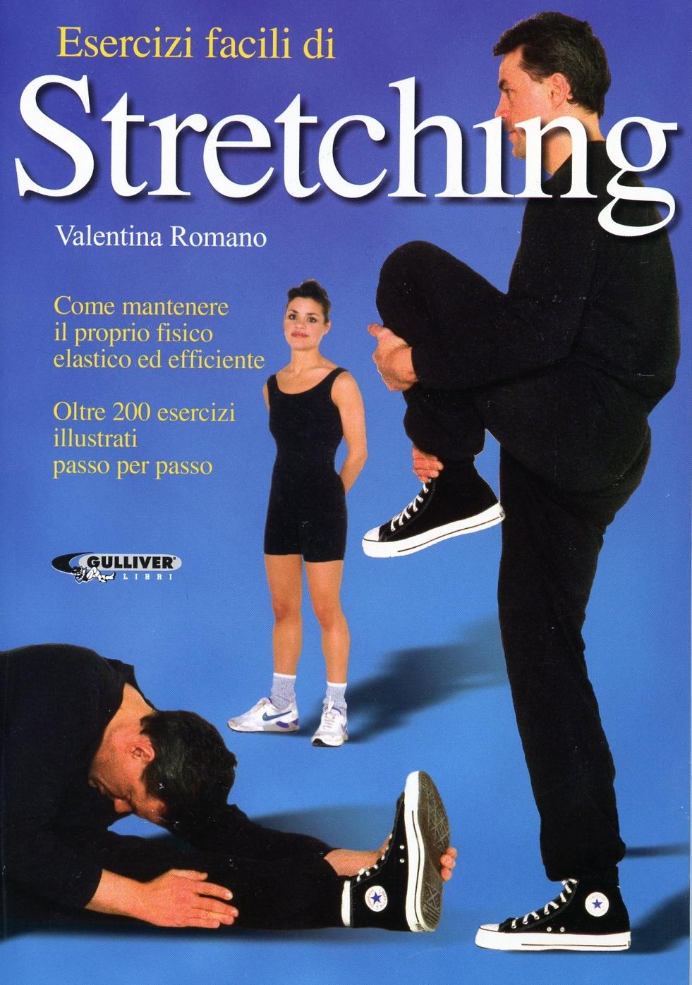 Esercizi facili di stretching