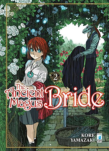 The Ancient Magus Bride vol. 2