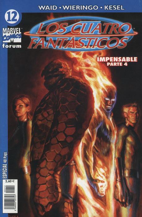 Los 4 Fantásticos Vol.5 #12 (de 16)