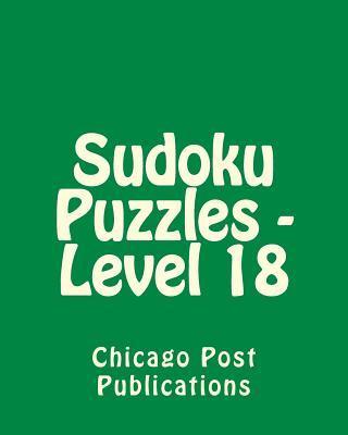 Sudoku Puzzles Level 18