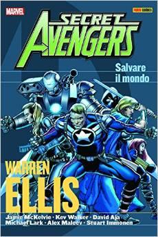 Secret Avengers vol. 1