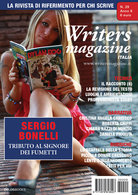 Writers Magazine Italia n.29