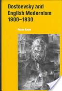 Dostoevsky and English Modernism 1900-1930