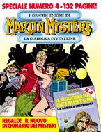Speciale Martin Mystère n. 4