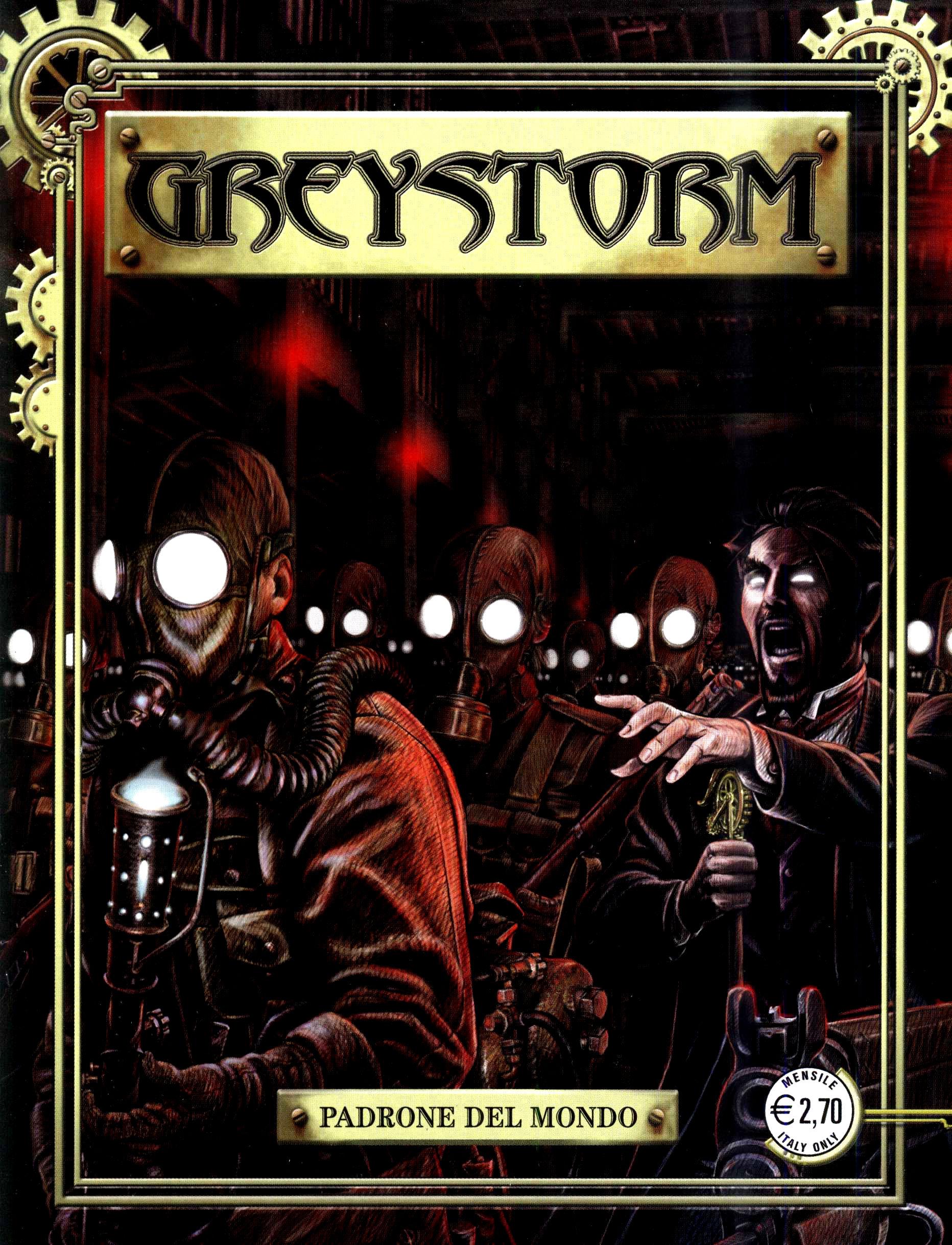 Greystorm n. 9 (di 12)