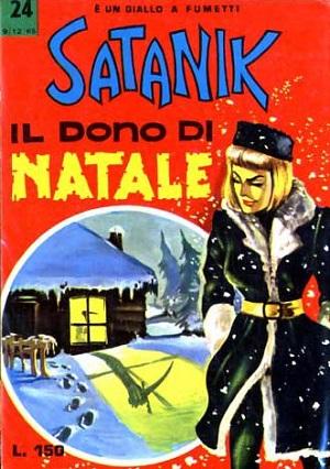 Satanik n. 24