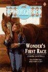 Thoroughbred #03 Wonder's First Race