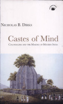 Castes of Mind:colonialism and the Making of