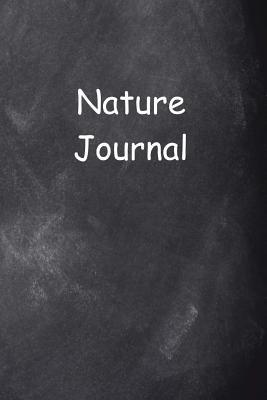Nature Journal Chalkboard Design