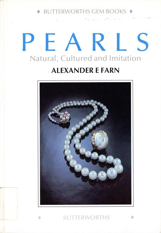 Pearls, natural, cultured, and imitation