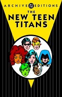 The New Teen Titans Archives 4