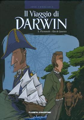 Il Viaggio di Darwin vol. 1