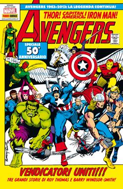 Avengers speciale 50° anniversario