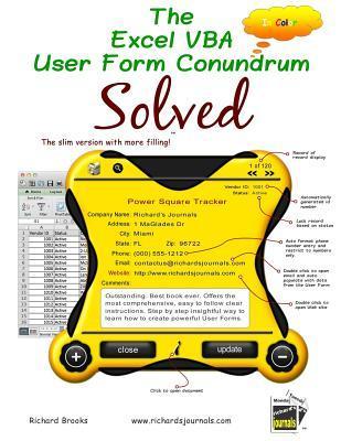 The Excel Vba User F...
