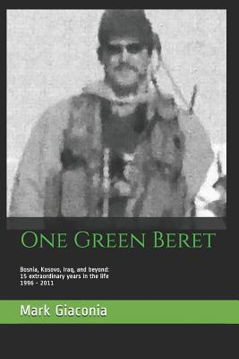 One Green Beret