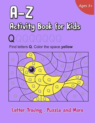A-z Activity Book fo...