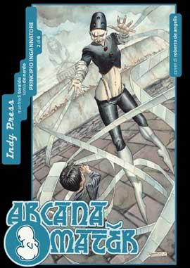 Arcana Mater - 2