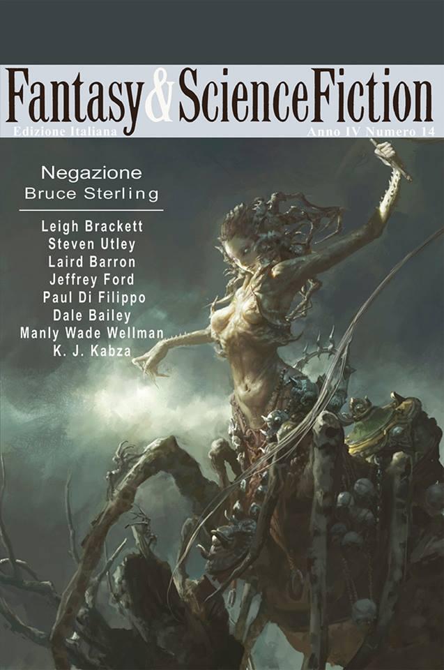 Fantasy & Science Fiction 14
